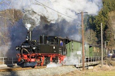 buhar tren, steinbach - j