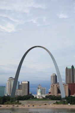 St. Louis Skyline - Gateway Arch
