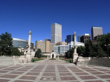 Denver Civic Center Park - Amphitheater