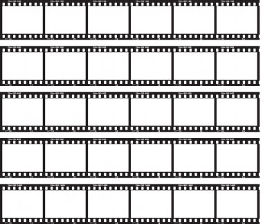 Traditional Film Strip