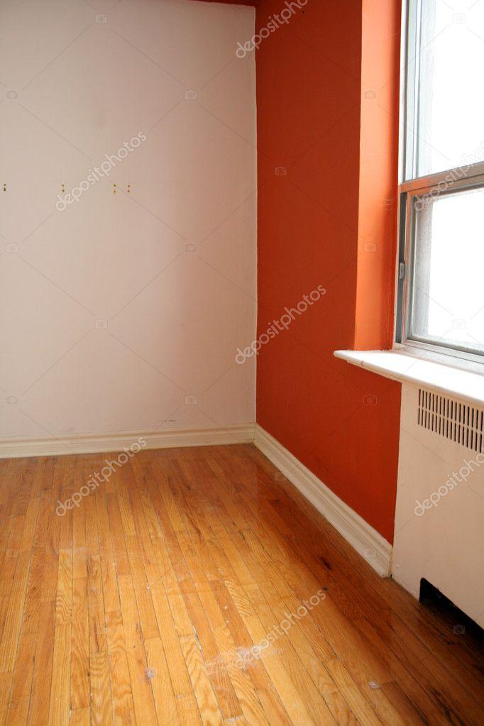 Fenêtre et chambre orange — Photographie ca2hill © #3851564