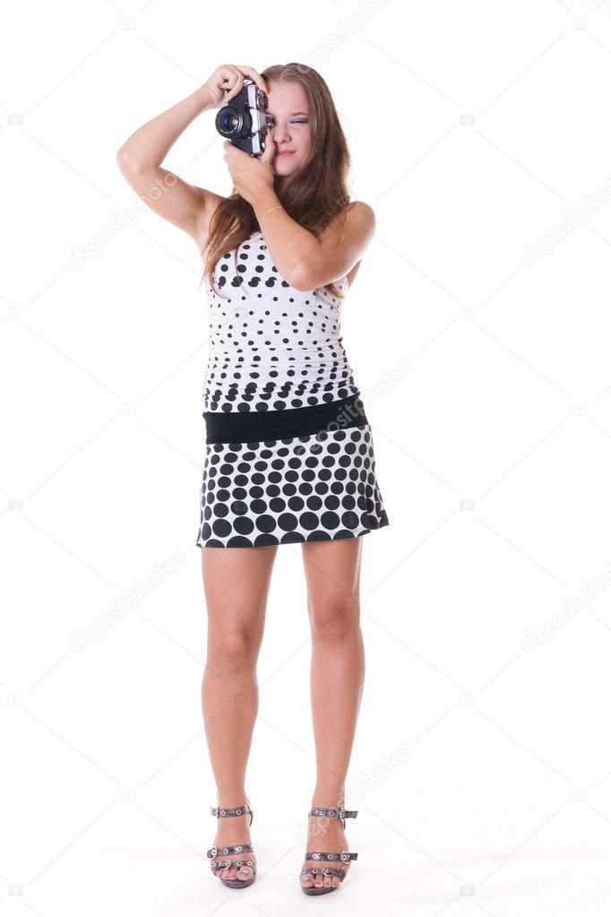 Amateur weibliche Modelle