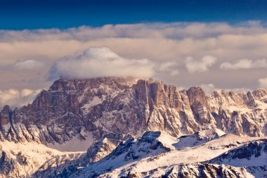 Monte Civetta, Dolomites, Italy.