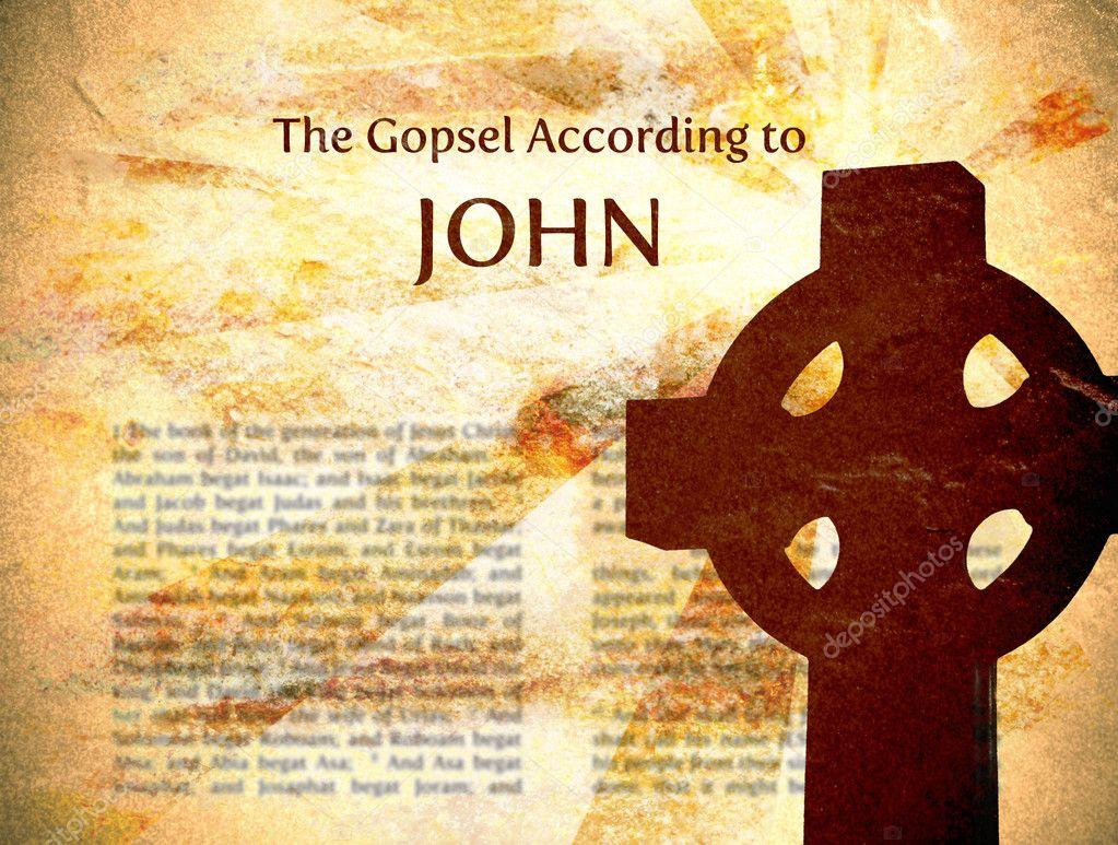 ヨハネによる福音書 — ストック...