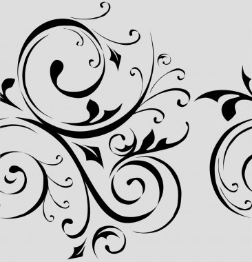 Seamless vector pattern wallpaper