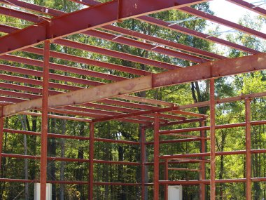 Metal Framework