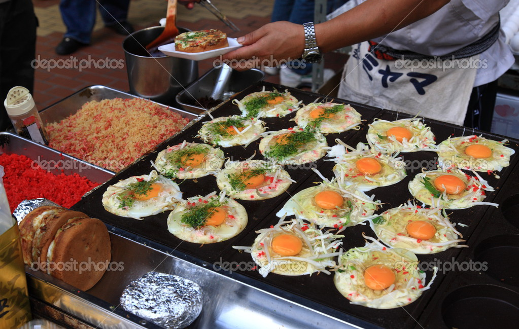 Street food tokyo stock photo achimhb 3617316 for Asian tokyo japanese cuisine