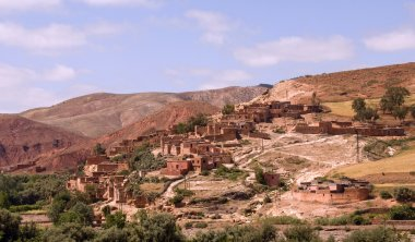 Berber Village Morocco