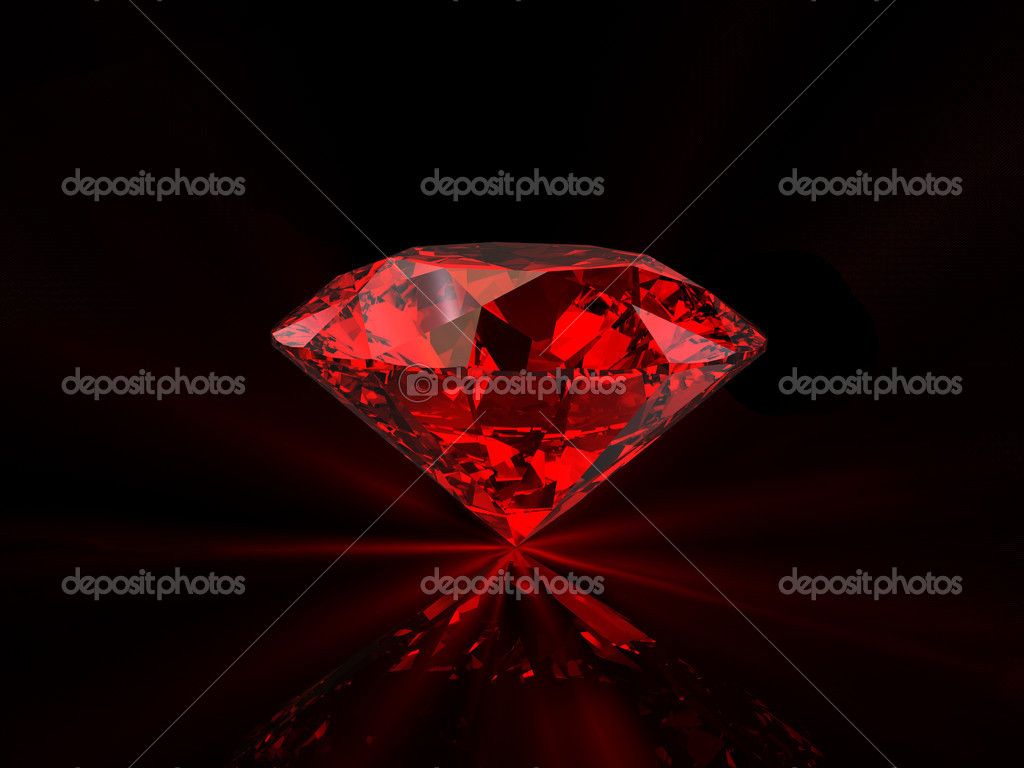 red diamonds background-#17