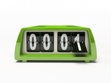 Green watch - counter