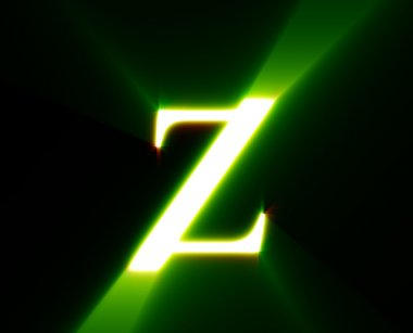 Z,shine, green