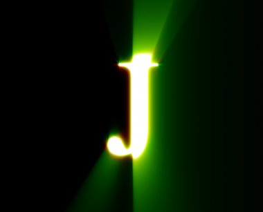 J,shine, green