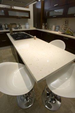 Trendy Modern Kitchen