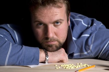 Man Drug Addiction Problem