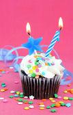 bigné di festa di compleanno