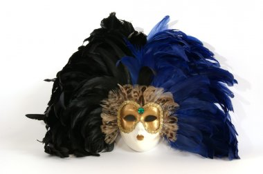 Traditional Venetian (Italian) mask