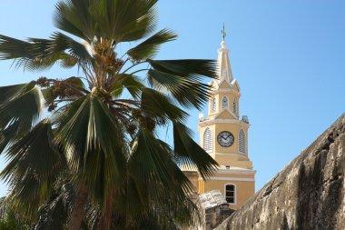 Clock Tower. Cartagena, Colombia