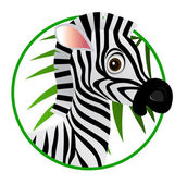 Photo Zebra cartoon