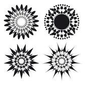 Fényképek Spirograph dísz tattoo design elemek