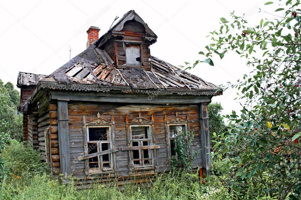 Abandoned house — Stock Photo © kot2626 #3143993