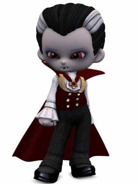Little Vamp - Toon Figure