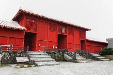Shuri Castle surrounding building