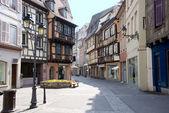 Fotografie Francie, colmar, středověké město