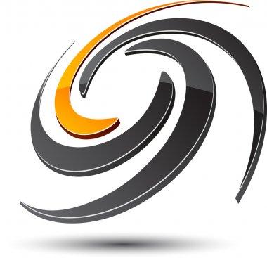 Abstract symbol.