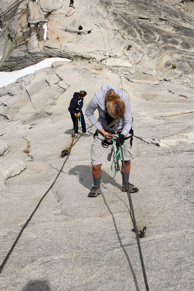 Half Dome Summit, Yosemite