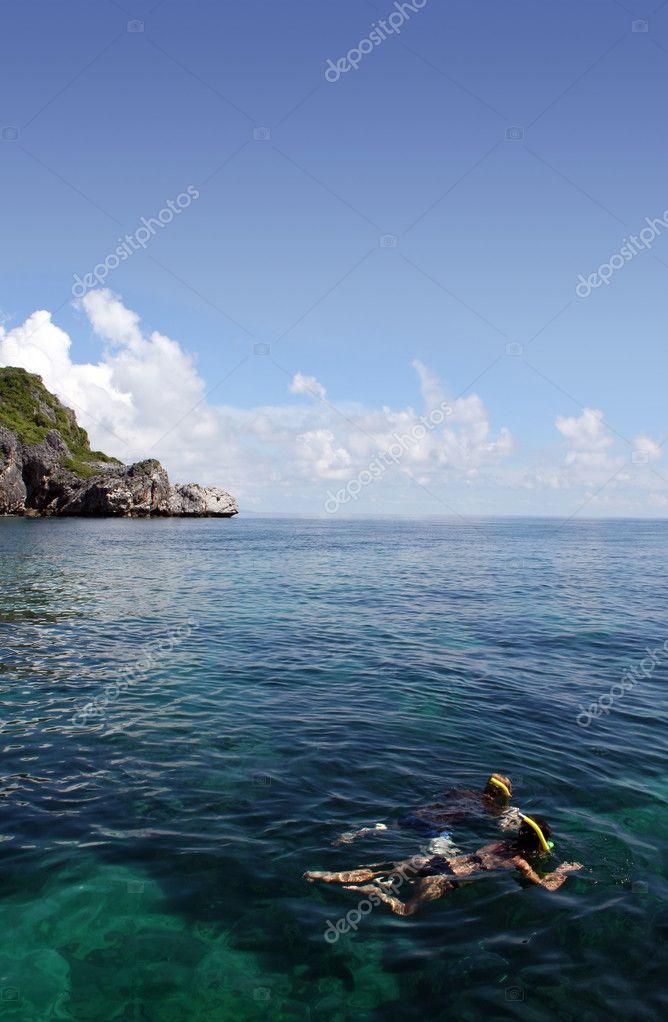 Ang Thong Snorkelling - Thailand