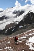 Fotografie Aconcagua Hikers