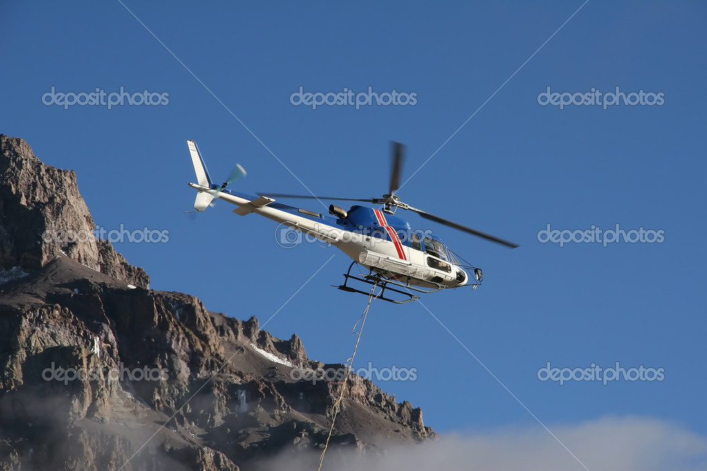 Aconcagua Helicopter