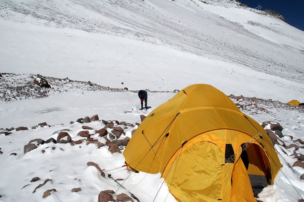 Aconcagua - Camp Two