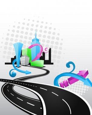 Hip hop city artwork