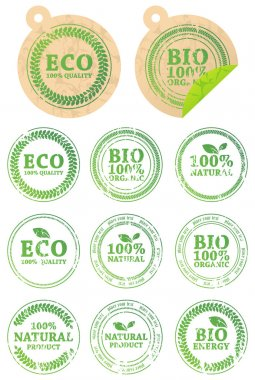 Ecology illustration clip art vector