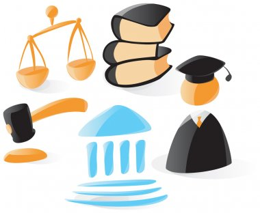 Smooth law icons