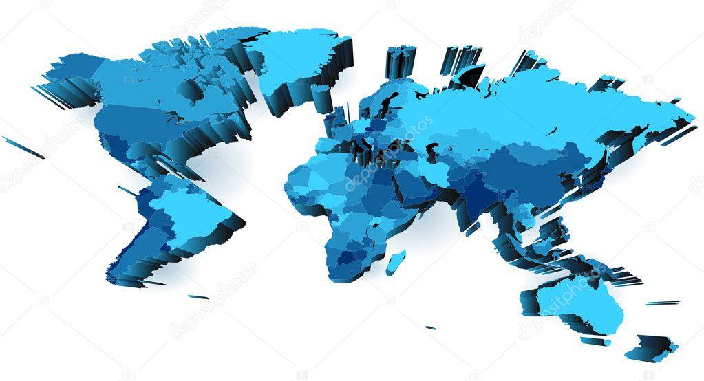 скачать карта 3d карта мира - фото 8
