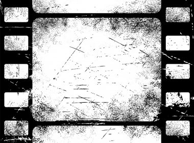 Old filmstrip