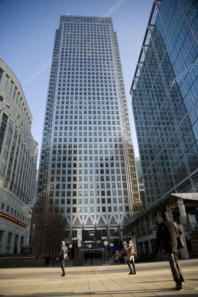 Canary Wharf: London