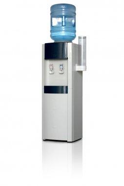 Office water dispenser.