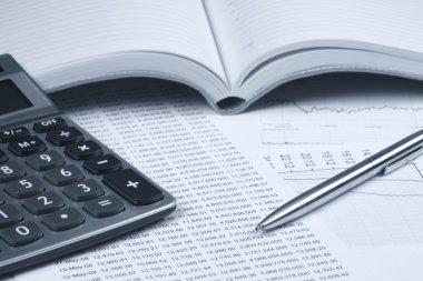 Accounting.dual tone
