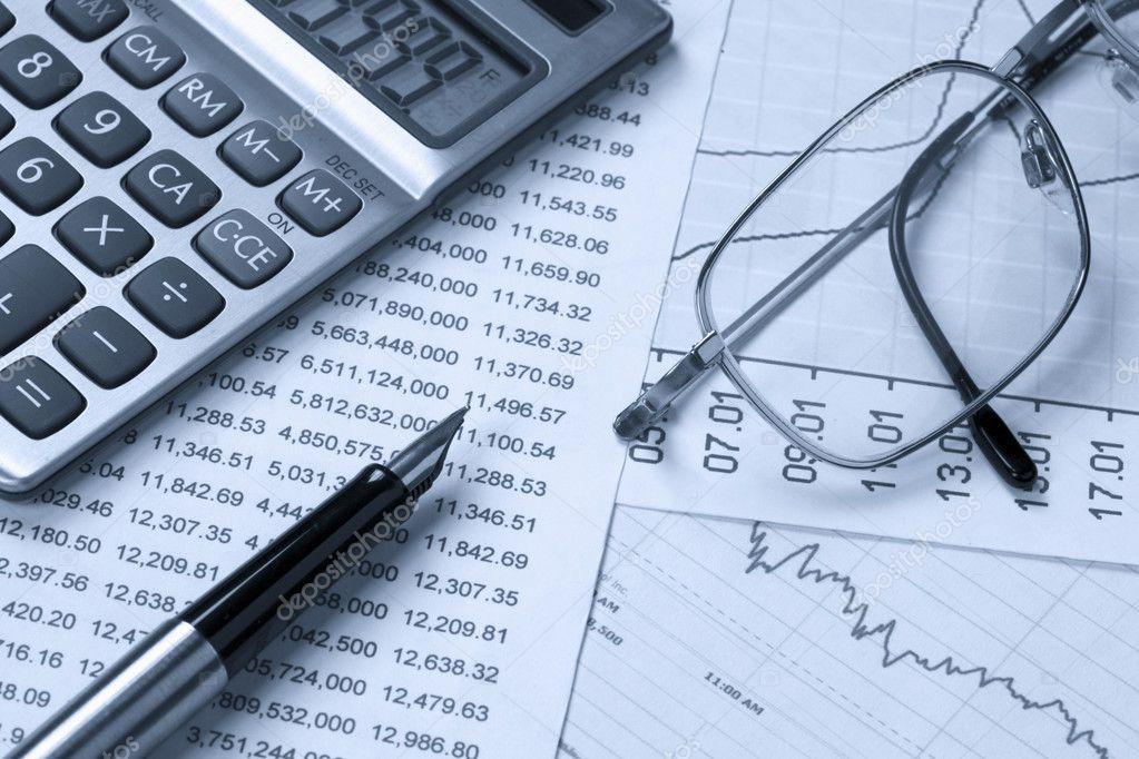Accounting.dual tone — Stock Photo © hiel #2748102