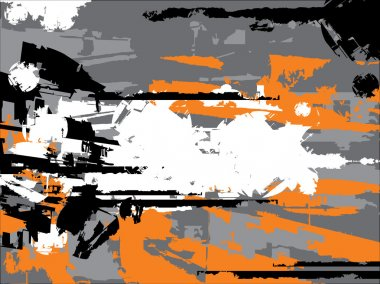 Abstract grunge background vector illustration clip art vector