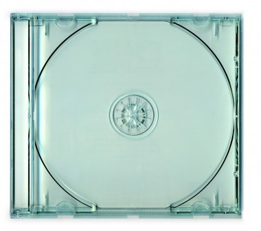 Transparent CD Jewel Case