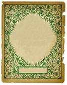 Vintage Decorative Background Design on