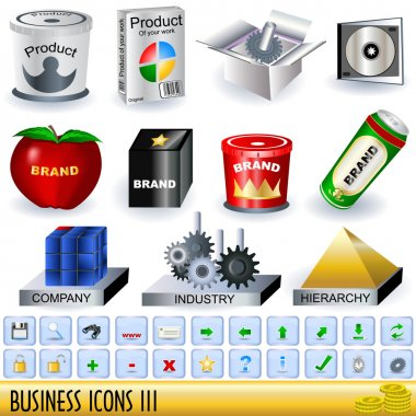 Advertising icons 3