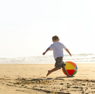 Beach ball joy