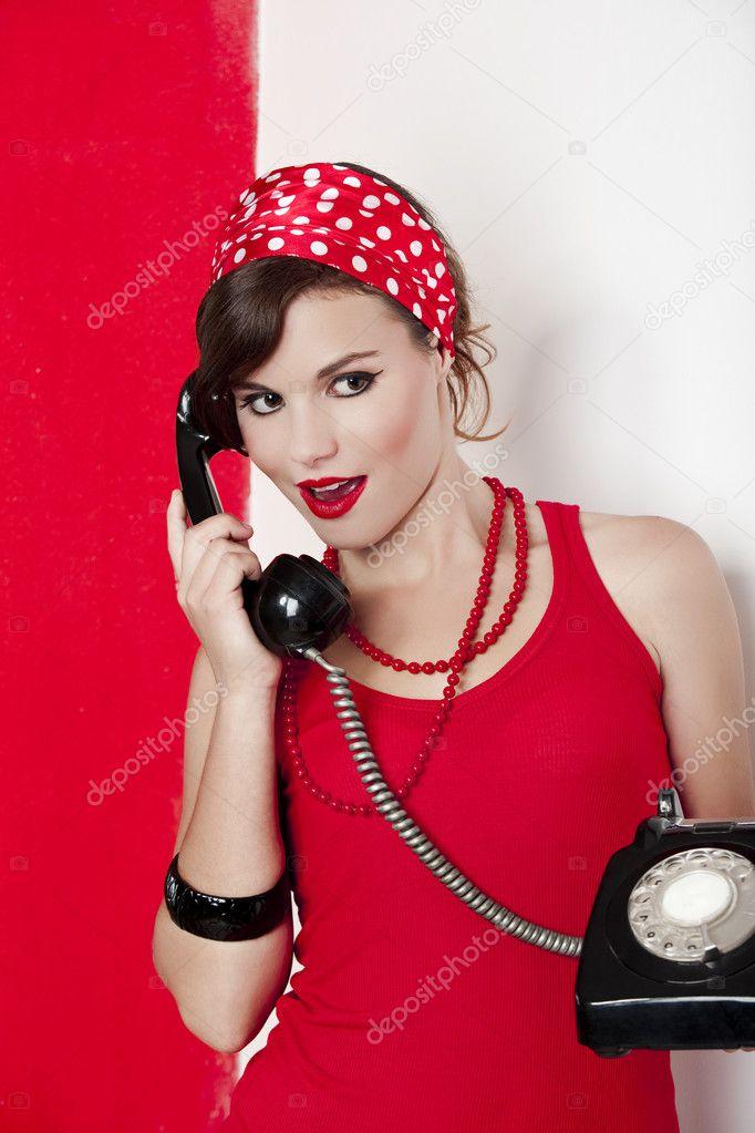 Звук ретро телефона скачать