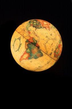 Iluminated globe