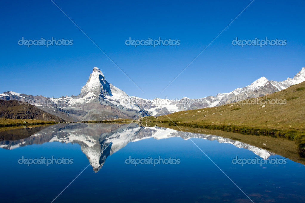 Panorama of the Matterhorn